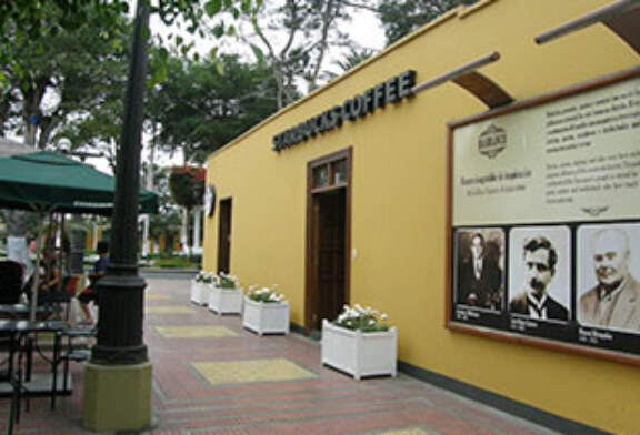 Starbucks Barranco