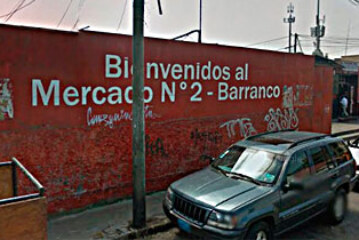 Mercado N°2 Barranco