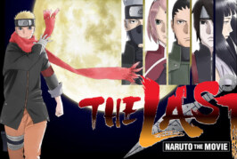 Naruto: The Last en Larcomar
