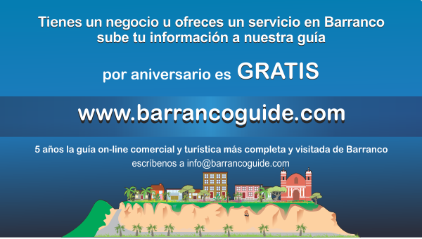 Barranco Guide