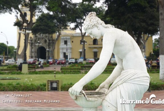 Parques y Plazuelas de Barranco