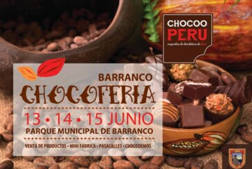 Chocoferia en Barranco